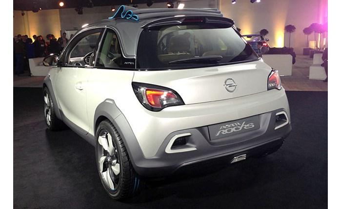 Opel: Καμπάνιες για το ADAMS ROCKS