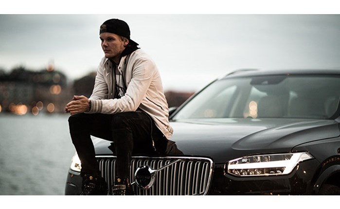 Volvo: Συνεργασία με τον Σουηδό DJ Avicii