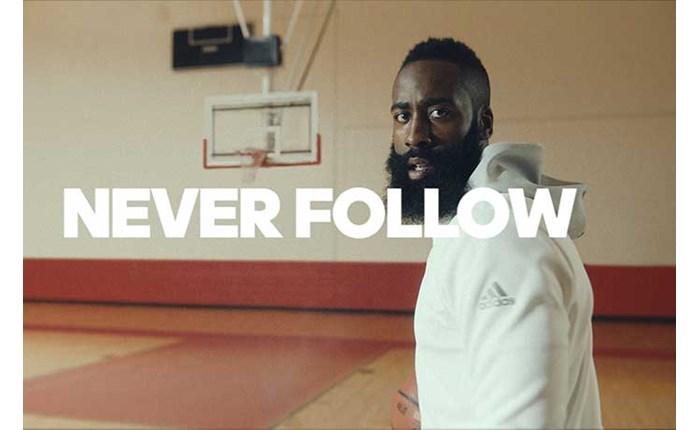 Creators never follow από την adidas