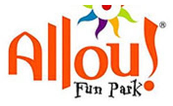 Η Α. Τσίγκρου στο Allou! Fun Park