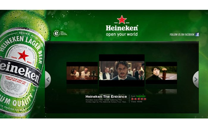 Heineken®, Open Your World