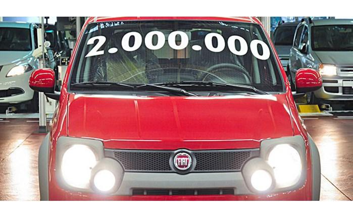 Fiat: 2 εκ. Panda από το πολωνικό εργοστάσιο