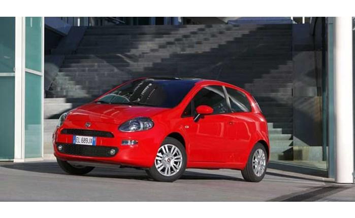 Ακόμη πιο «πράσινο» το Fiat Punto!