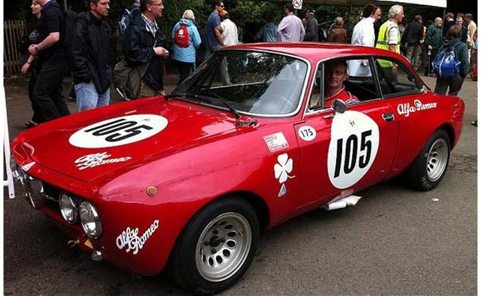 Η Alfa Romeo στο Goodwood 2012