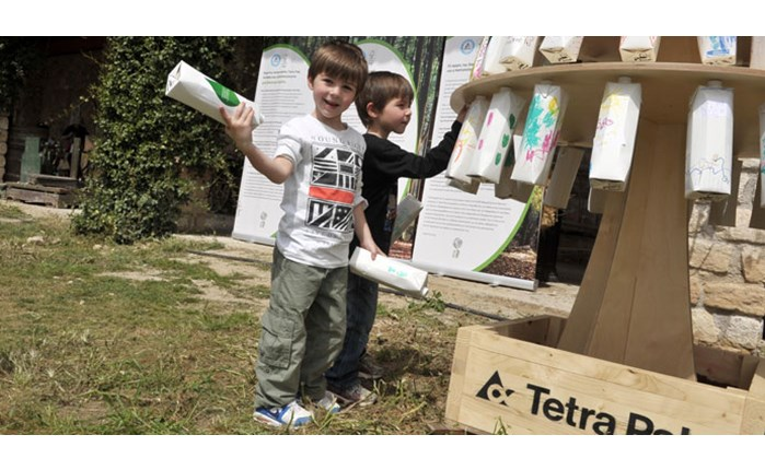 Κυριακή στη Γη με την Tetra Pak