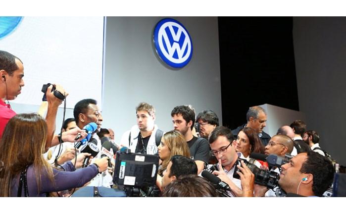 Brand Ambassador της VW ο Πελέ
