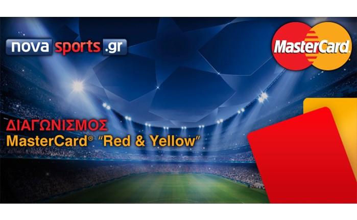 Επιτυχημένη συνεργασία Novasports.gr & MasterCard!