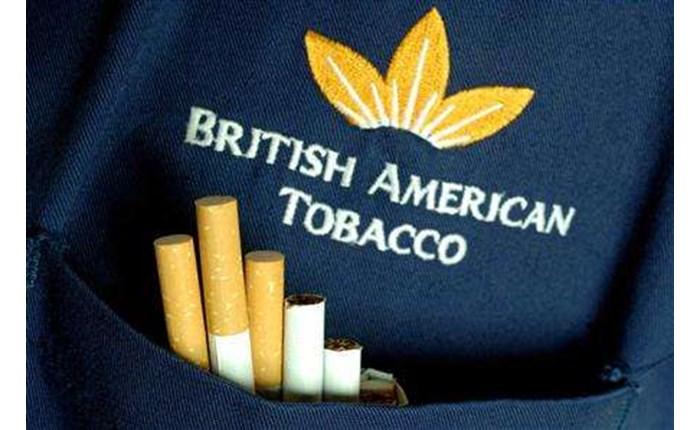 Ο Σ. Διανέλλος στην British American Tobacco