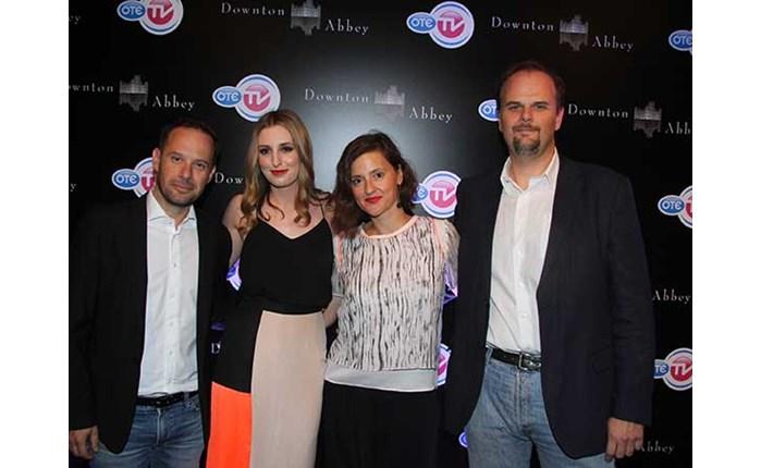 OTE TV: Στην Αθήνα η Lady Edith του Downton Abbey