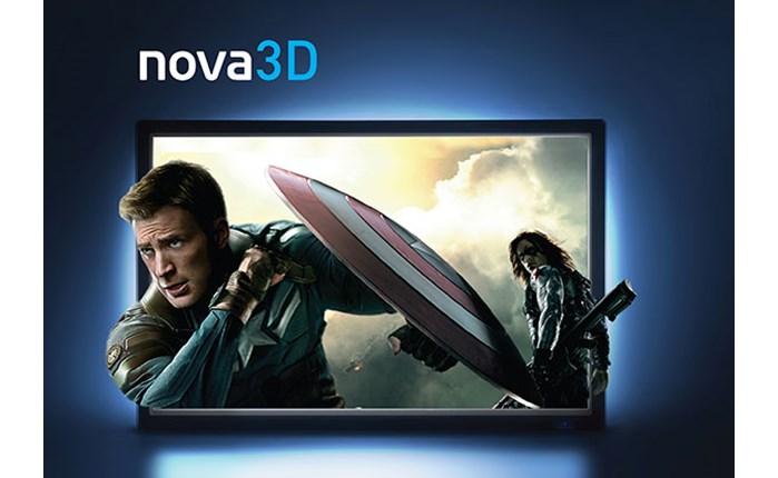 Captain τριών διαστάσεων μέσω Nova 3D!