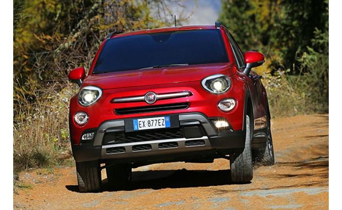 Fiat 500X: Παράσταση με Dynamo!