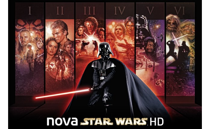 NOVA STAR WARS HD από 4 ως 31/5