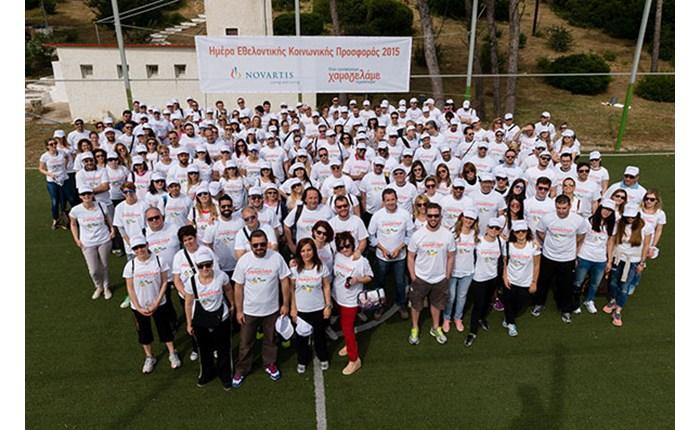 Η One Team για τη Novartis