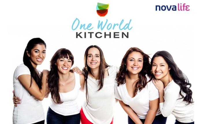 Οne World Kitchen στο Novalifε
