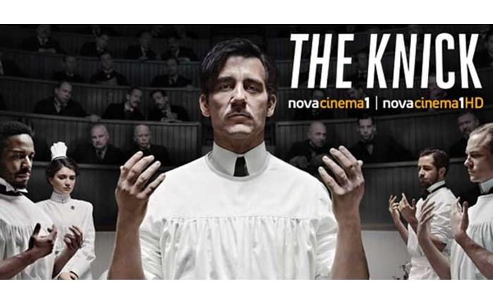 The Knick: Νέα συναρπαστική σειρά στα Novacinema!