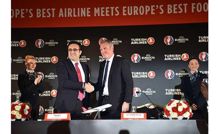 Turkish Airlines Χορηγία στο UEFA EURO 2016