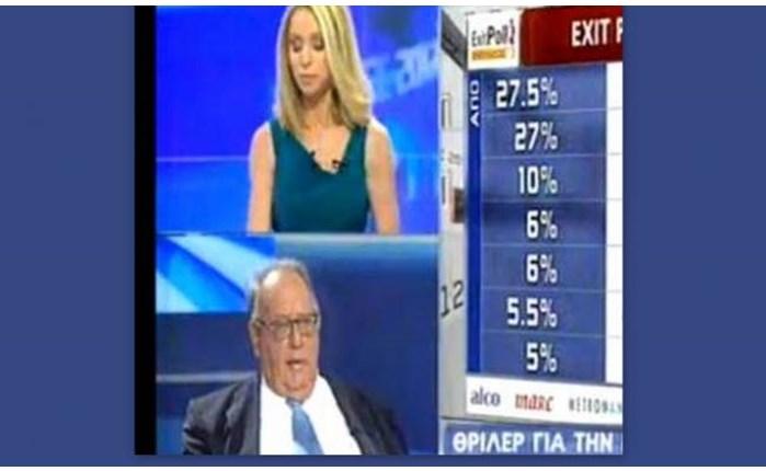 Πρώτη η ΝΕΤ το βράδυ των Εκλογών
