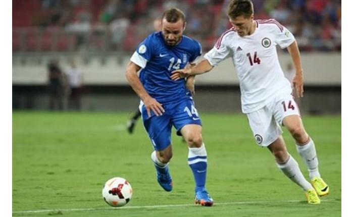 Στην κορυφή ο αγώνας Ελλάδα-Λετονία
