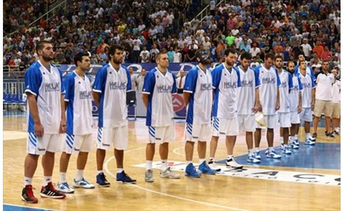 Χτύπησε κορυφή η Εθνική Ελλάδας στο μπάσκετ