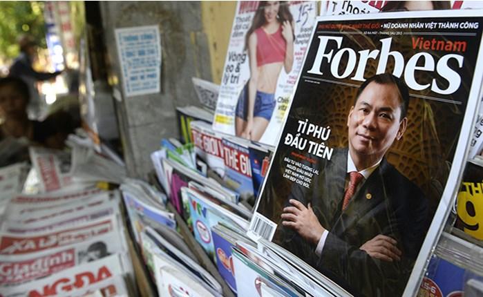 Διεθνής όμιλος εξαγοράζει τη Forbes Media