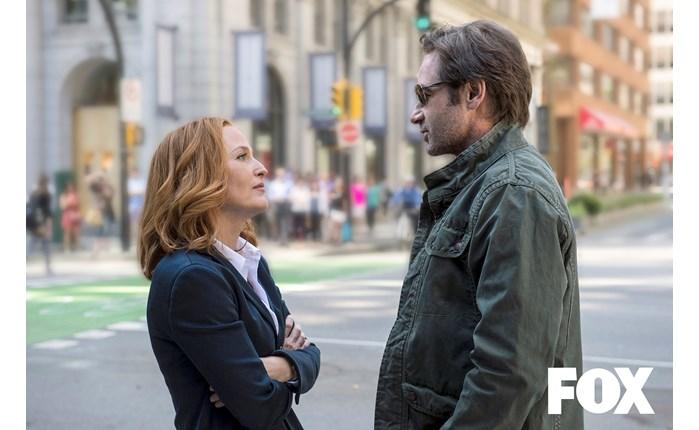 "\""The X-Files\"": Αποκλειστικά στο Fox"