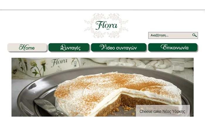Δημιουργία της Solid το site του Flora Soft