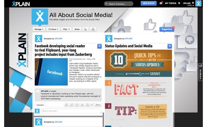 XPLAIN: Ενημέρωση γύρω από τα social media