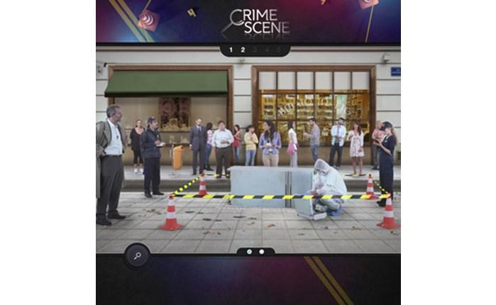 Crime Scene από Rascal & Ανακύκλωση Συσκευών