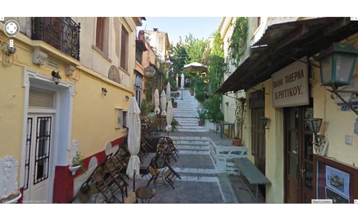 Στην Ελλάδα το Google Street View