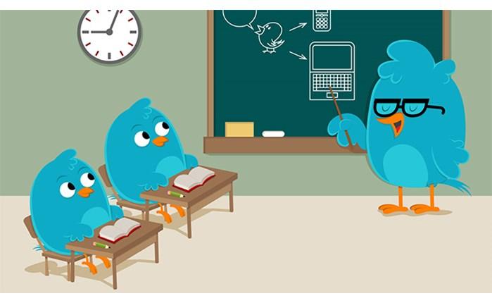 Online διαφημιστικά μαθήματα από το Twitter