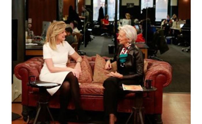 Η C. Lagarde στη Huffington Post