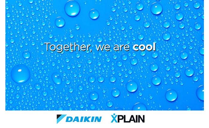 XPLAIN: Άλλος αέρας με... DAIKIN