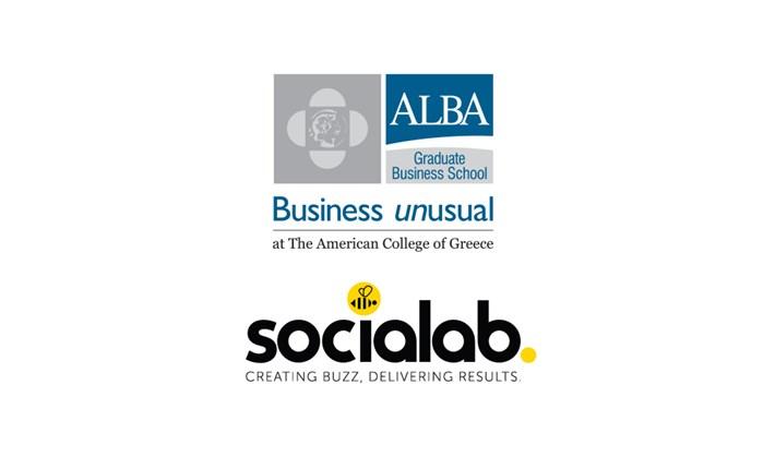 Συνεργασία ALBA με Socialab