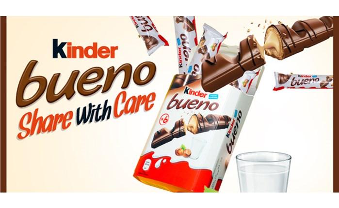Στη Solid η online επικοινωνία του Kinder Bueno