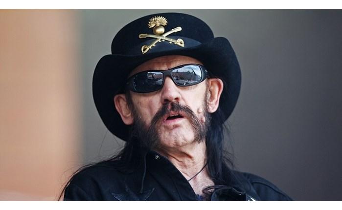 H διαφήμιση του Lemmy