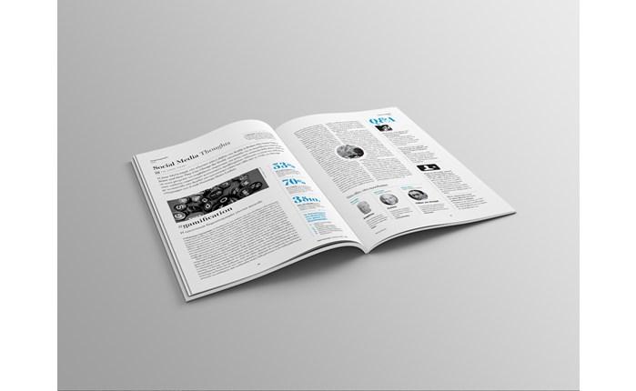 Ανανεωμένο το περιοδικό Δημοσιογραφία