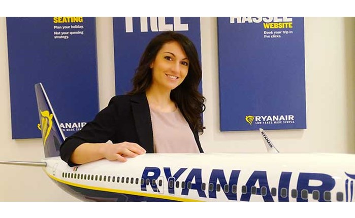 Ryanair: Νέα Διευθύντρια Μάρκετινγκ στην Ελλάδα
