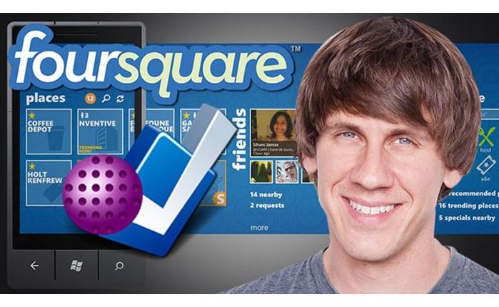 Διοικητικές αλλαγές στο Foursquare