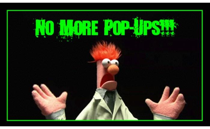 #Timeliners_ads: Όχι άλλα pop-ups!