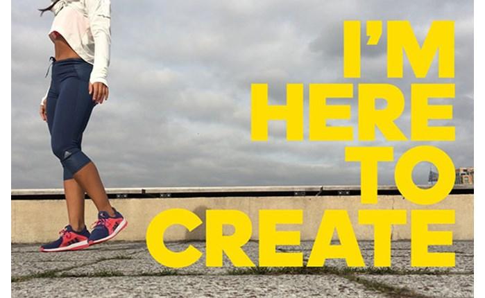 Adidas: Καμπάνια για την αντισυμβατική προπόνηση