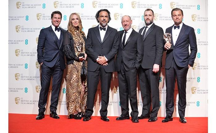 Η τελετή των BAFTA στον ΟΤΕ TV