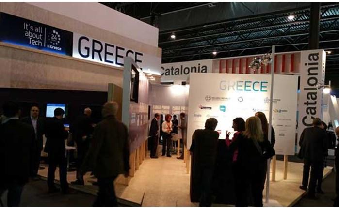 MWC 2016: Η πρώτη μέρα της ελληνικής αποστολής