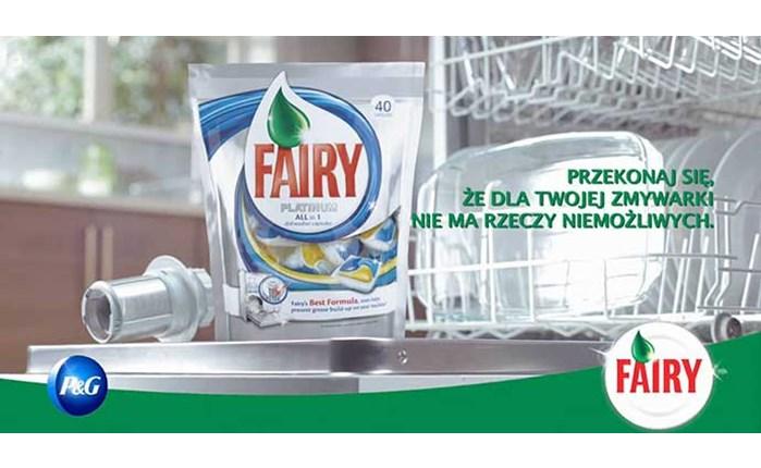 Στην Publicis Worldwide το δημιουργικό του Fairy
