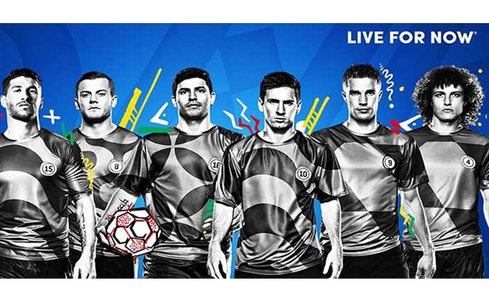 Νέα ποδοσφαιρική διαφήμιση από την Pepsi Max