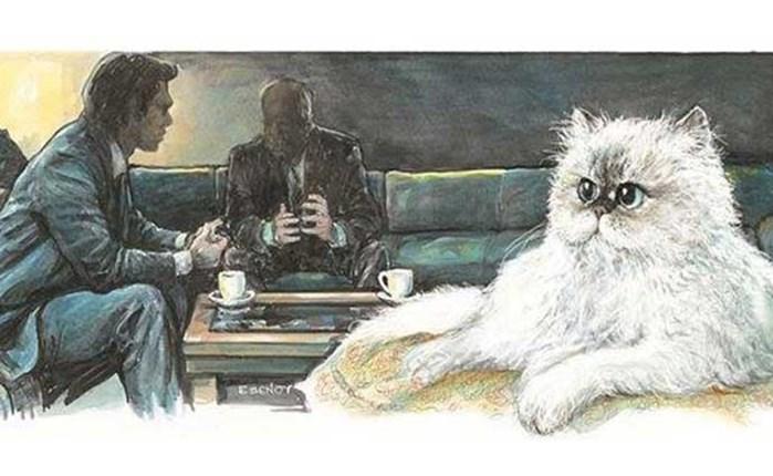 #Timeliners_ads: Σκύλοι vs. Γάτες σε Internet, διαφήμιση