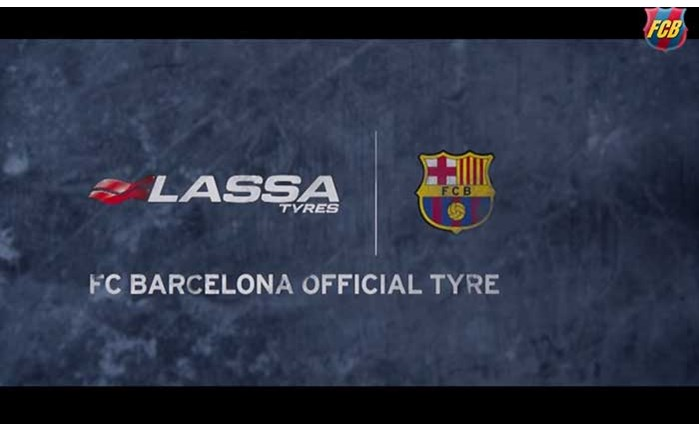 LASSA: Διαφημιστικό σποτ με την Μπαρτσελόνα