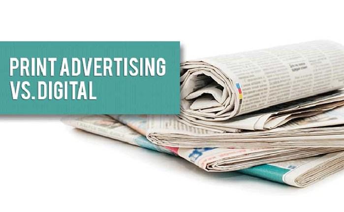 Τα πλεονεκτήματα της έντυπης διαφήμισης