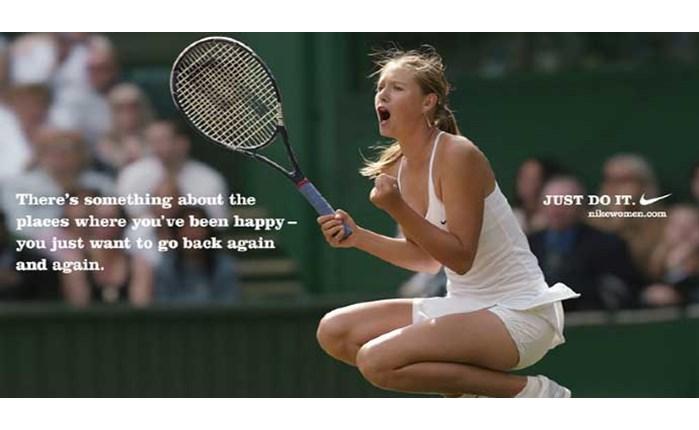 Άμεση αντίδραση χορηγών στα νέα για τη Sharapova
