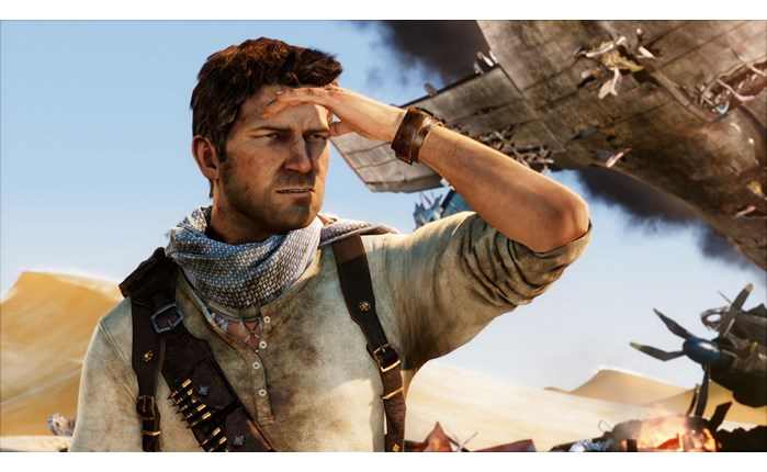 PS: Νέο Video Uncharted