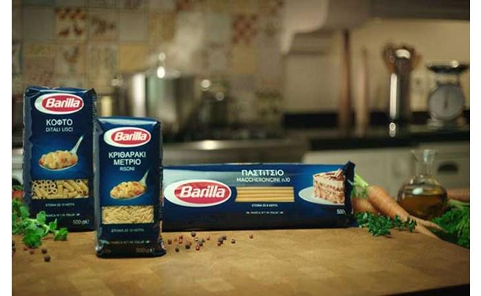 Νέα καμπάνια από τη Barilla